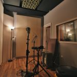 Vocal Booth Wide Shot